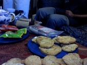 Cookies, peanut butter / chocolate, bakingillustrated