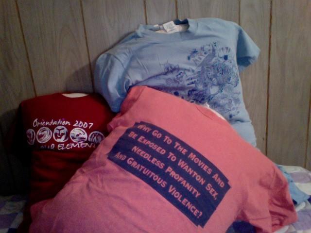 T Shirt Pillowcases Feelingelephants
