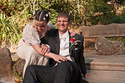 Our Wedding, August 6th 2011, Photo by Jerri Dwyer.